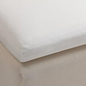 Beddinghouse topper hoeslaken jersey off-white