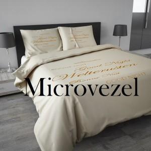 Microvezel dekbedovertrekken
