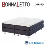 BonnaLetto topper hoeslaken single jersey