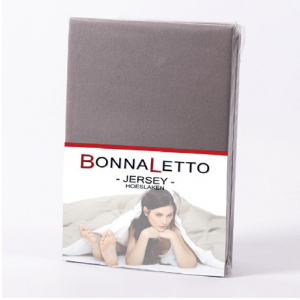 BonnaLetto Jersey Taupe