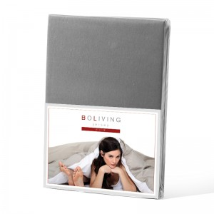 BoLiving Jersey Deluxe Antraciet
