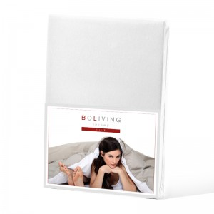 BoLiving Jersey Deluxe Wit