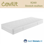 Cevilit molton stretch matrashoes K260