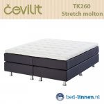 Cevilit molton stretch topper matrashoes TK260